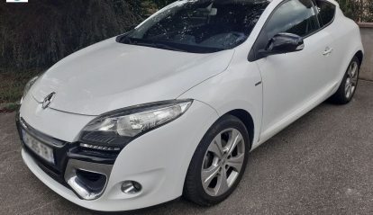Renault Megane III Coupe DCI 110 Bose