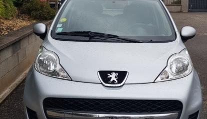 Peugeot 107 Édition limitée URBAN MOOV