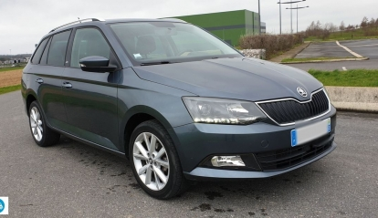 Skoda Fabia Combi Edition TSI 90 Break