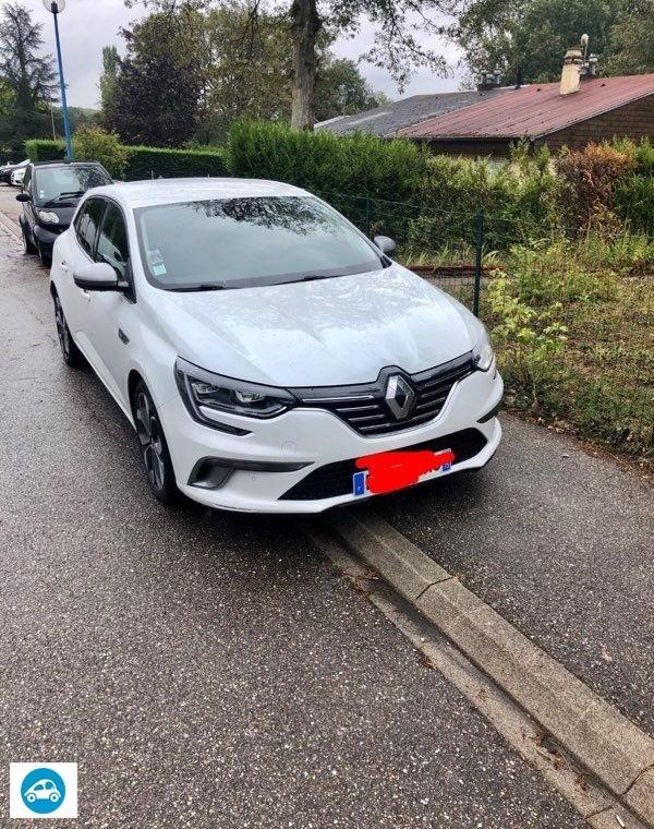 Renault Megane IV 1.6 Dci Intens Full pack GT-Line