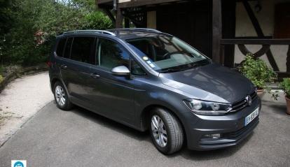 Volkswagen Touran 2.0 TDI 150 Allstars Monospace