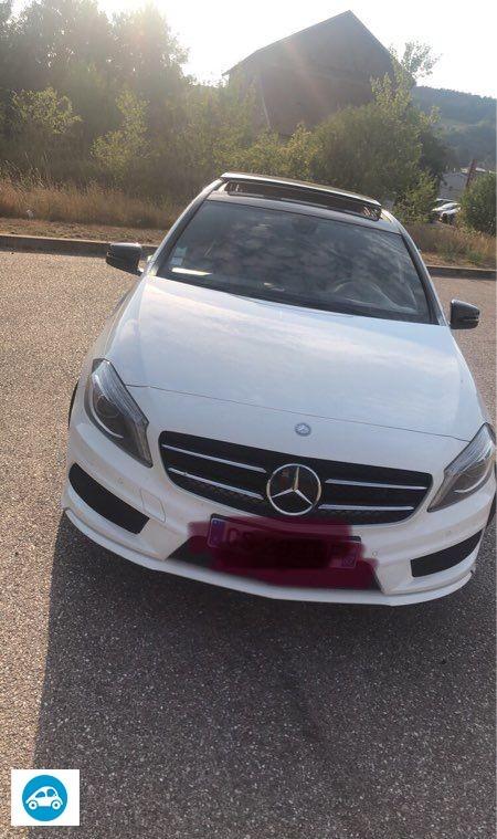 Mercedes Classe A Pack AMG