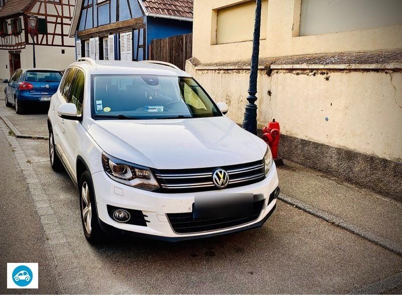 Volkswagen Tiguan 2.0 Bluemotion Carat 4 motion