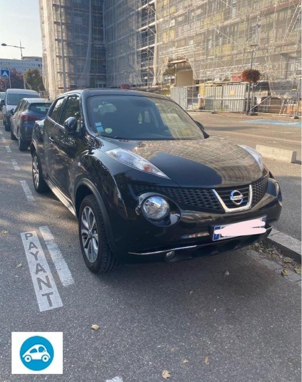 Nissan Juke 1.5DCI S&S