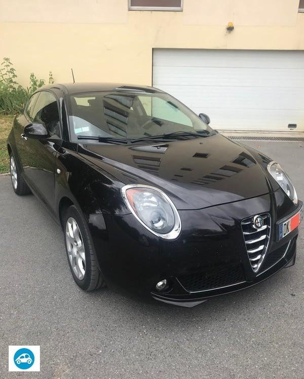 Alfa Romeo Mito Exclusive S&S 1,3 jtdm