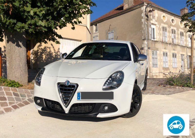 Alfa Romeo Guilietta Exclusive
