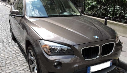 BMW X1 sDrive 16d Lounge Plus