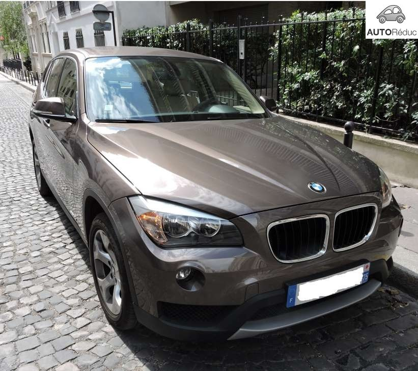 achat bmw x1 sdrive 16d lounge plus d 39 occasion pas cher 22 500. Black Bedroom Furniture Sets. Home Design Ideas
