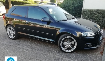 Audi A3 S Line Coupe