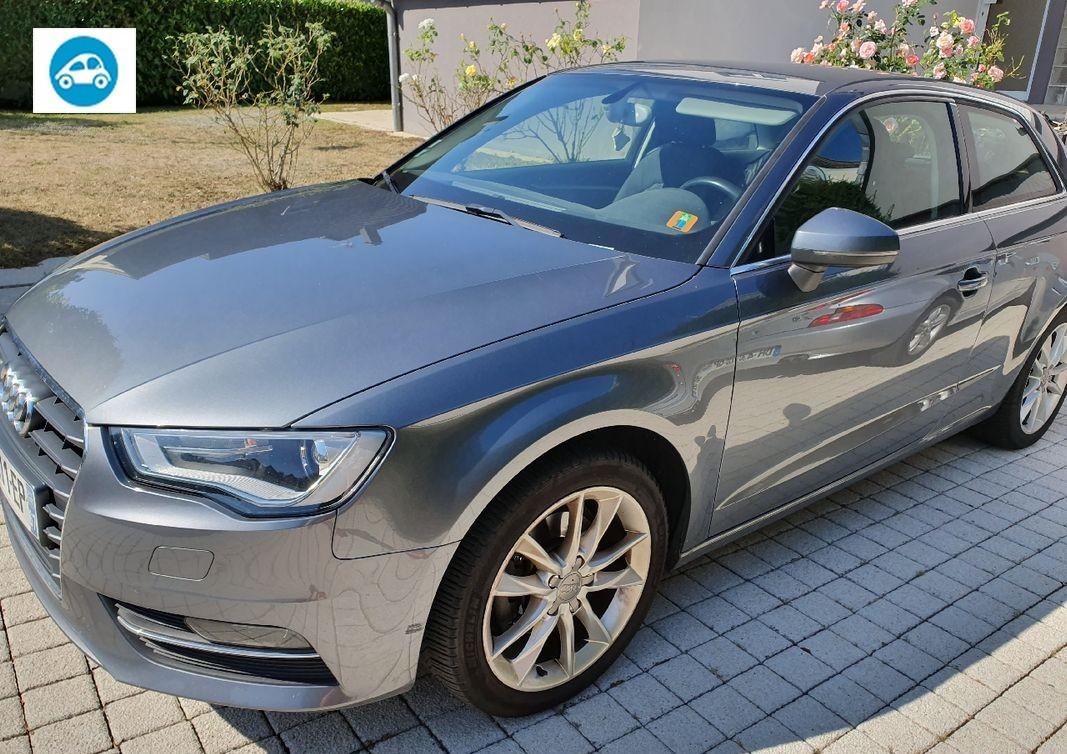 Audi A3 TSFI Coupe