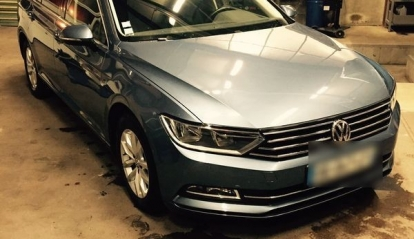 Volkswagen Passat Break 2.0 TDI DSG 6 BLUEMOTION TECHNOLOGY