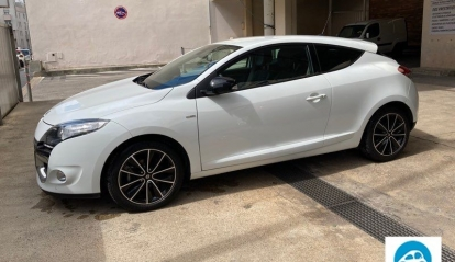 Renault Megane III finition bose 1.5 dCi Coupe