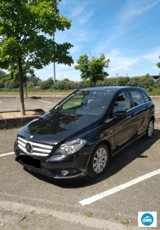 Mercedes Classe B 180 CDI BlueEfficiency Business 7-G DCT
