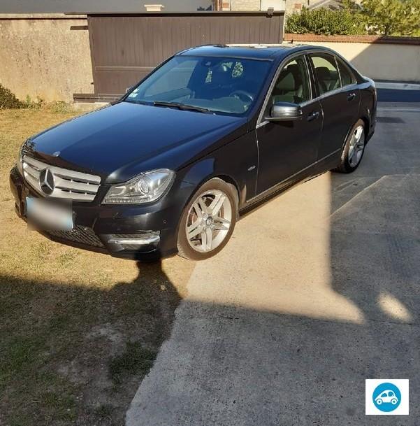 Mercedes Classe C 300 CDI V6 4MATIC 24V 7G-TRONIC