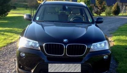 BMW X3 20D Excellis