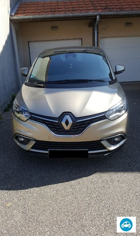 Renault Scenic IV Version Intens Energy dCi110 monospace