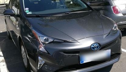 Toyota Prius Dynamique Pack Premium