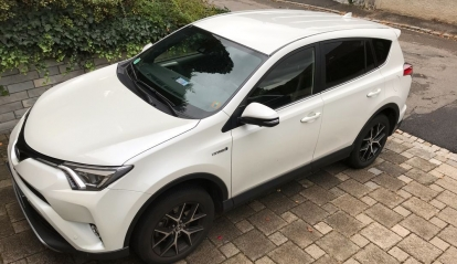Toyota Rav 4 Design