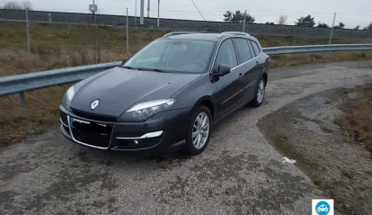 Renault Laguna Estate 1.5 DCI 110 Bose Edition