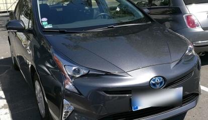 Toyota Prius Dynamic pack premium