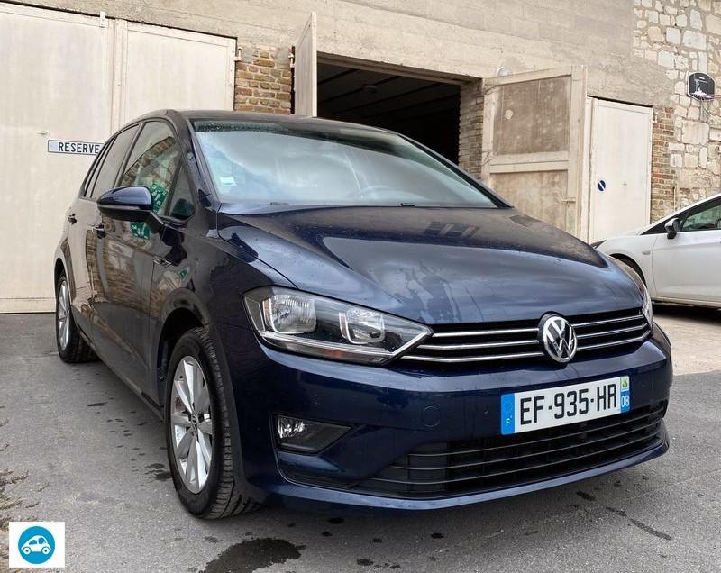 Volkswagen Golf Sportsvan 1.6TDI BlueMotion Technology Lounge