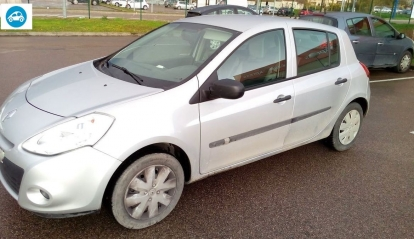 Renault Clio III Phase 2