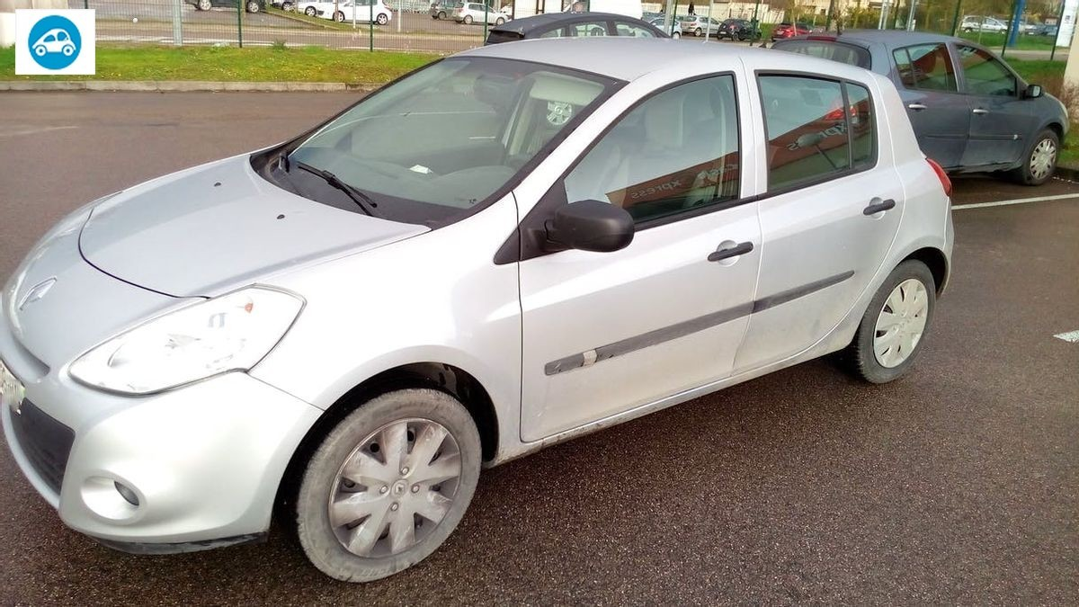 Renault Clio III Phase 2