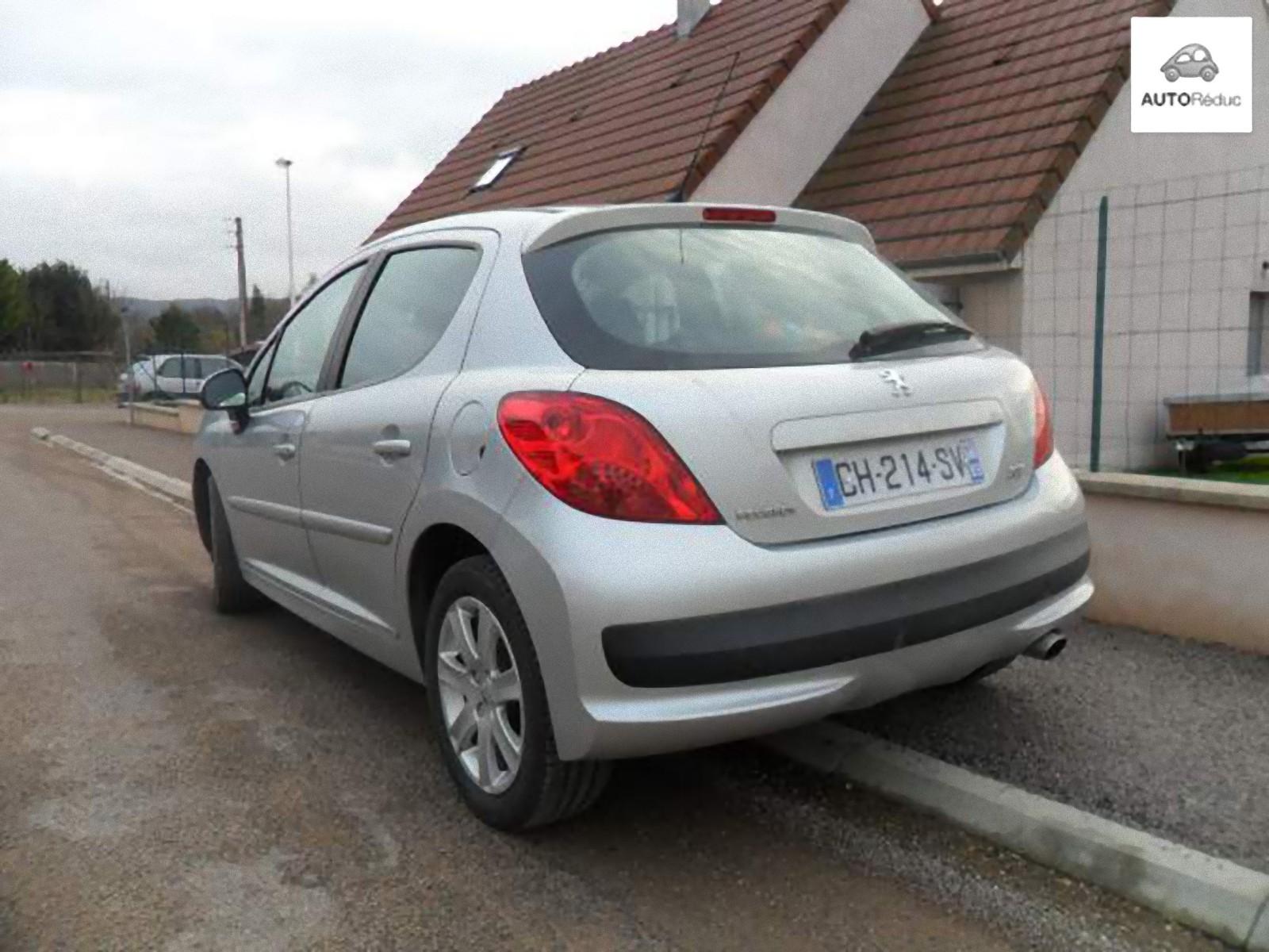 Achat peugeot 207 1 6 hdi 90 16v d 39 occasion pas cher 5 500 - Peugeot 207 5 portes occasion diesel pas cher ...