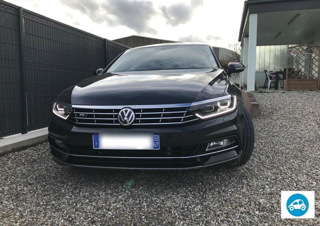 Volkswagen Passat Carat TDI Pack R Line 2018
