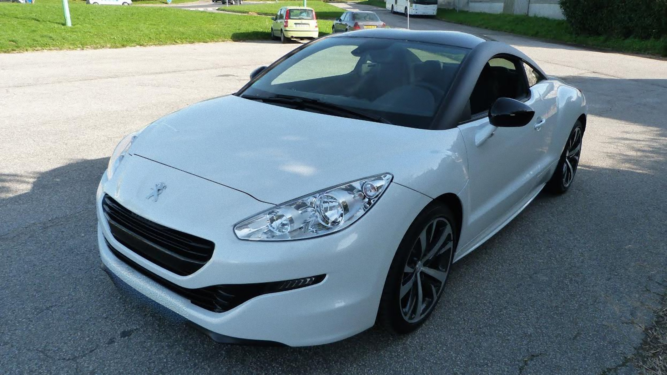 achat peugeot nouveau rcz d 39 occasion pas cher 32 000. Black Bedroom Furniture Sets. Home Design Ideas