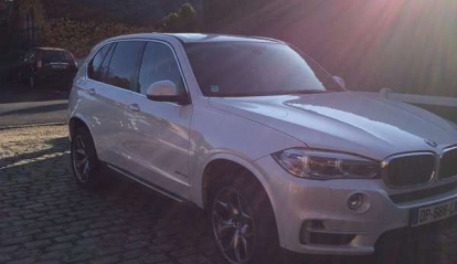 BMW X5 3.0 dA Lounge Plus