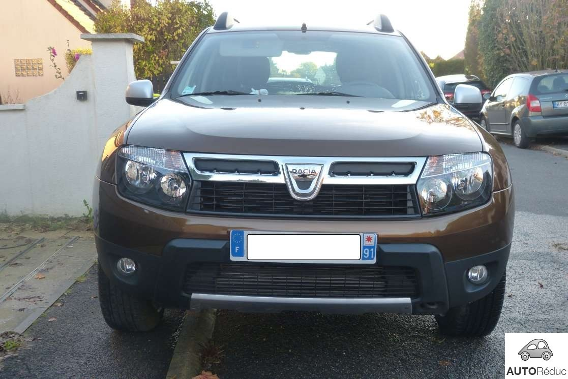 achat dacia duster prestige 4x4 dci fap d 39 occasion pas cher 13 300. Black Bedroom Furniture Sets. Home Design Ideas