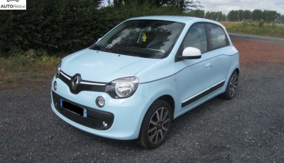 Renault Nouvelle Twingo III Intens Energy TCe