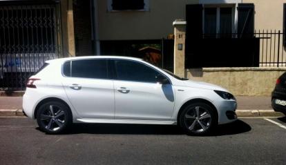 Peugeot 308 GT Line 1.6 BlueHDi Stop & Start BVM6