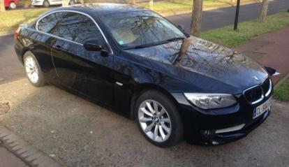 BMW Série 3 320d Luxe