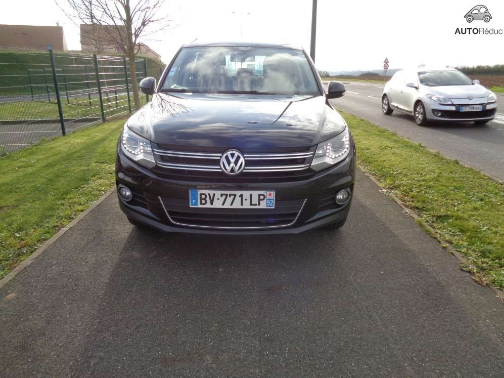achat volkswagen tiguan 2 0 tdi bluemotion carat sportline. Black Bedroom Furniture Sets. Home Design Ideas