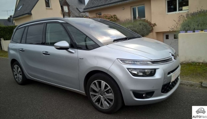 Citroën Grand C4 Picasso HDI Exclusive