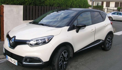 Renault Captur TCe Energy Intens