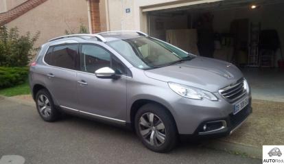 Peugeot 2008 1.6 e-HDi Crossover Allure