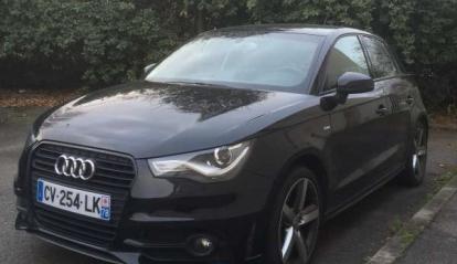 Audi A1 Sportback Urban Sport Pack SLine