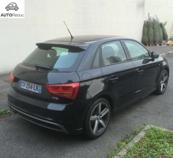 achat audi a1 sportback urban sport pack sline d 39 occasion. Black Bedroom Furniture Sets. Home Design Ideas