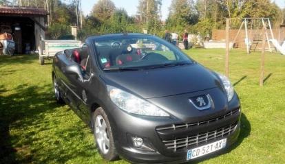 Peugeot 207 CC 1.6 L Série 64