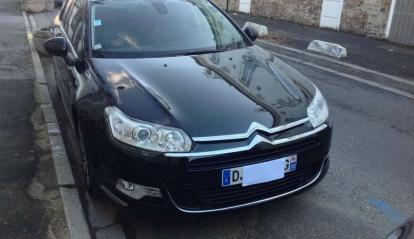 Citroën C5 Tourer HDI Exclusive