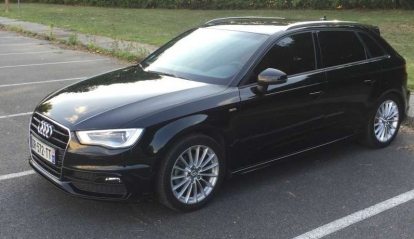 Audi A3 Sportback 2.0 TDI S-Line Ambition Luxe
