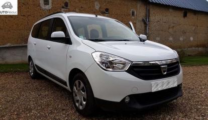 Dacia Lodgy 1.5 DCI Lauréate