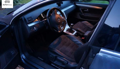 Volkswagen PASSAT CC TDI CARAT 140 cv FAP