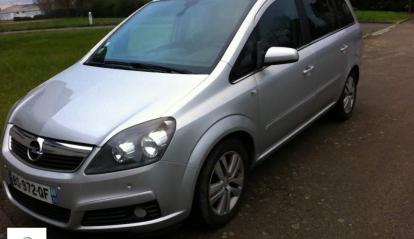 Opel zafira 1.9 cdti 120 cv