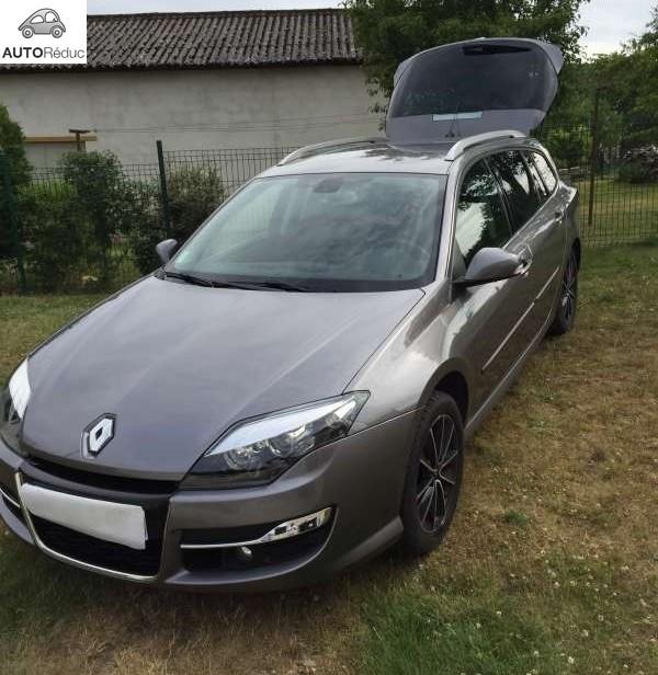 Renault Laguna Estate 2.0 dCi Business Pack