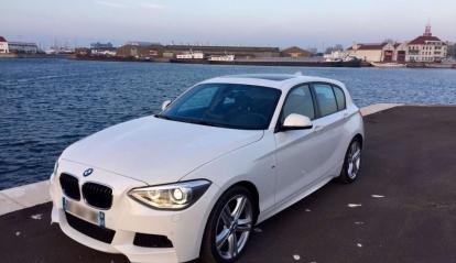 BMW Série 1 118d xDrive Pack M Sport