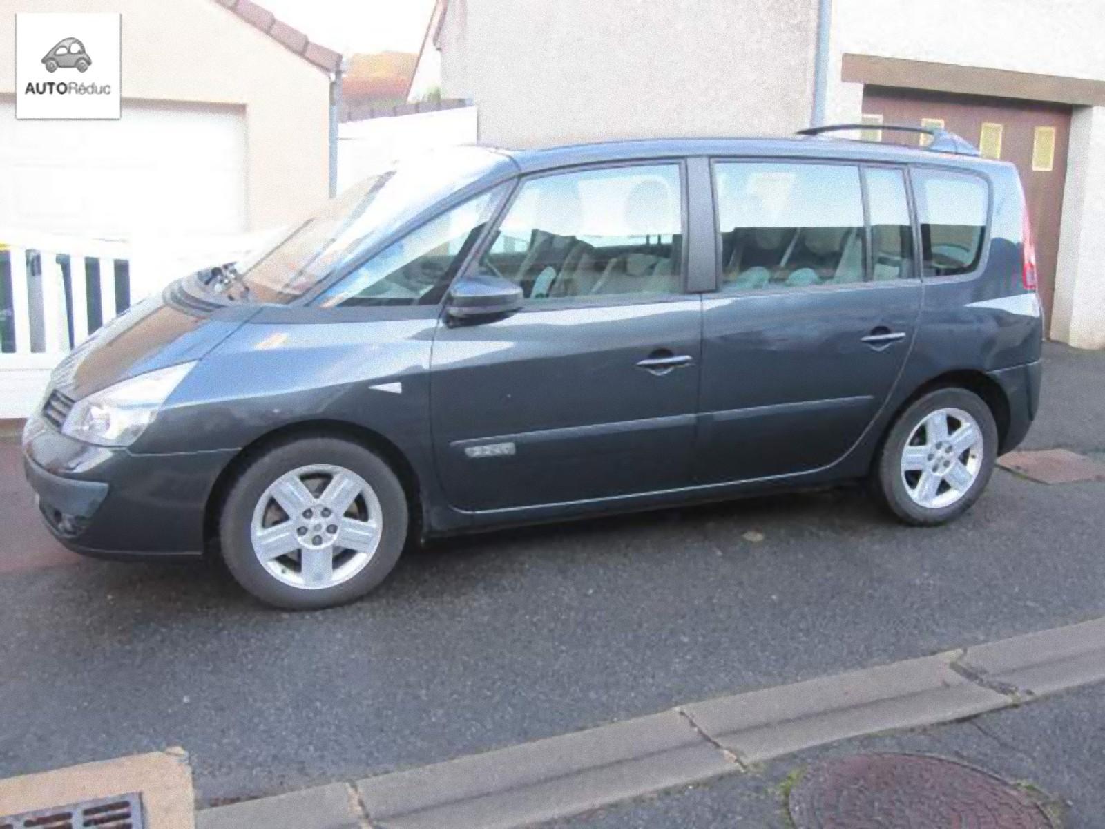 Renault Espace 4 2.2 dci 150cv privilège 2005 7pl